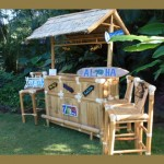 Beachin Outdoor Tiki Bar