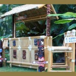 Islander Outdoor Tiki Bar