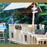 Margaritaville Outdoor Tiki Bar