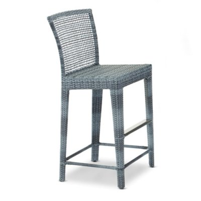 Outback Company Taman All-Weather Wicker Bar Stools