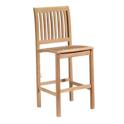 Oxford Garden 30 in. Sonoma Patio Bar Stool