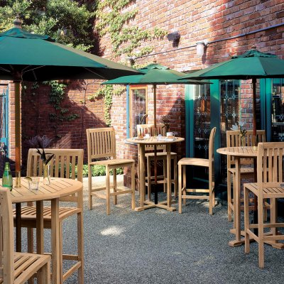 Sonoma Patio Bar Set by Oxford Garden - Seats up to 4